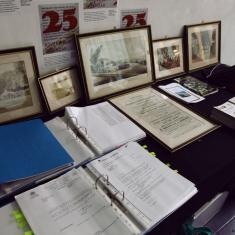 Archive displays