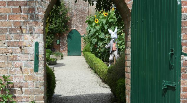 The Walled Garden, Trengwainton