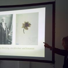 Keith Spurgin, Botanist 2