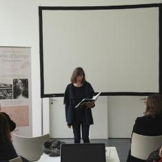 Pauline Sheppard, Writer and project volunteer researcher