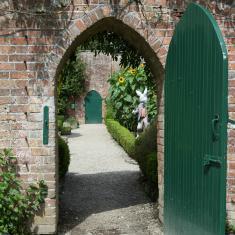 The Walled Garden, Trengwainton.