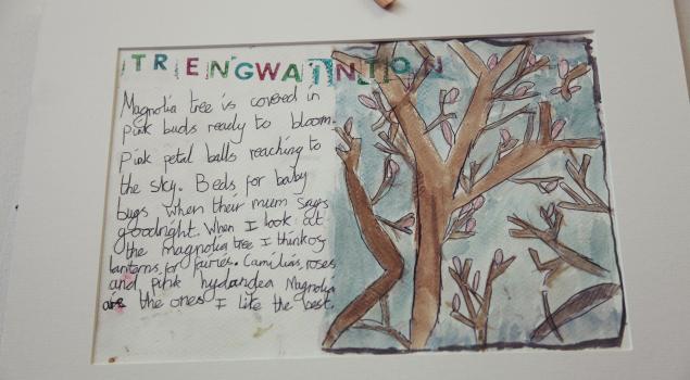 Trythall School Exhibtion